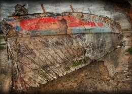 Old-Wreck-textured-montage
